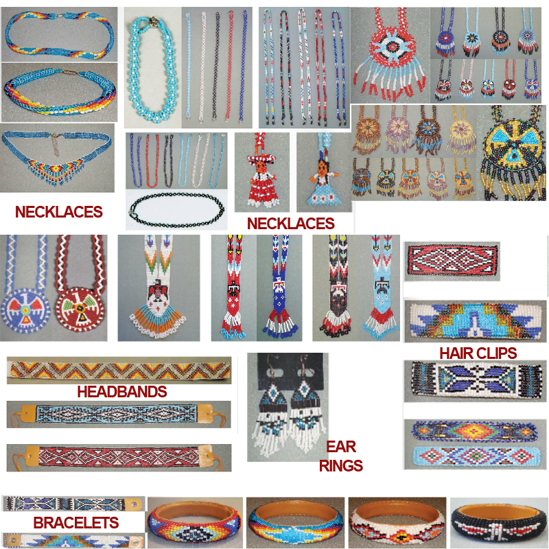 Native American Beaded Jewelry
